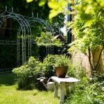 Der Nostalgie-Garten